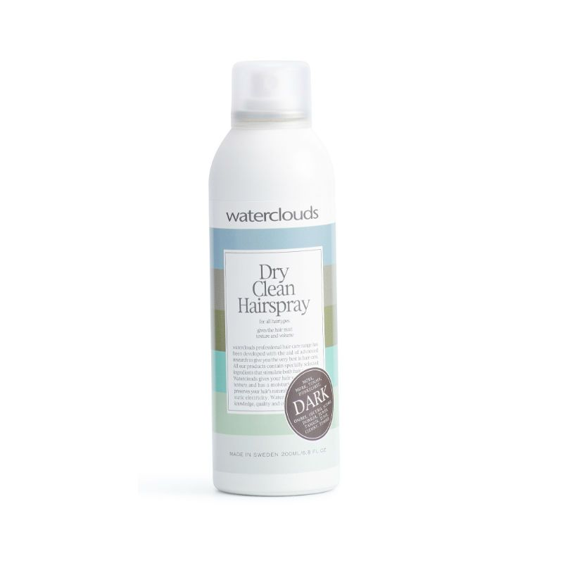 Waterclouds Dry Clean Dark Droogshampoo