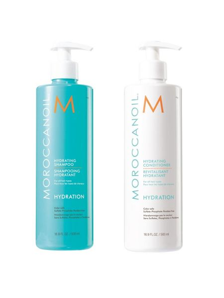 Moroccanoil Hydration Duo 500ml