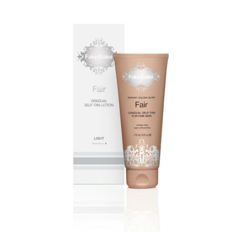 Fake Bake Fair Gradual Self-Tan Lotion for Fair Skin