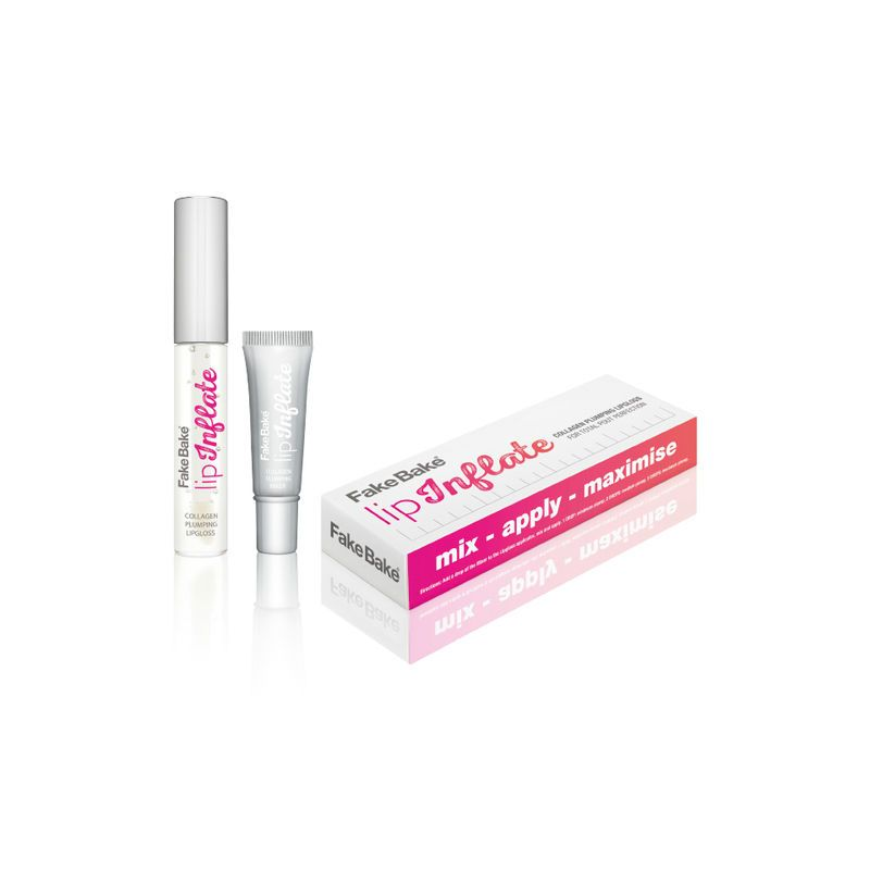 Fake Bake Lipinflate Collagen Plumping Lipgloss