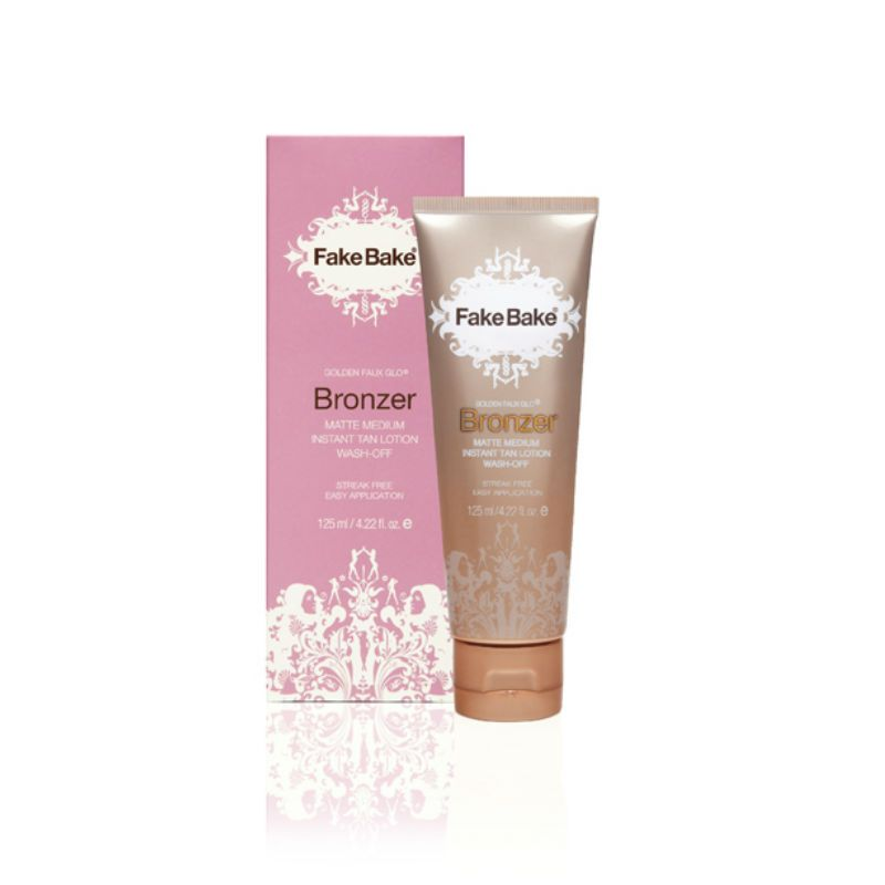 Fake Bake Bronzer Instant Tan Lotion 125 ml