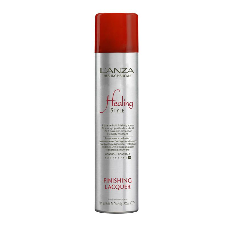 L'anza Finishing Lacquer