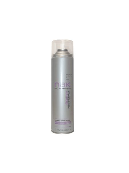 Nak Finishing Fixation Finishing Spray
