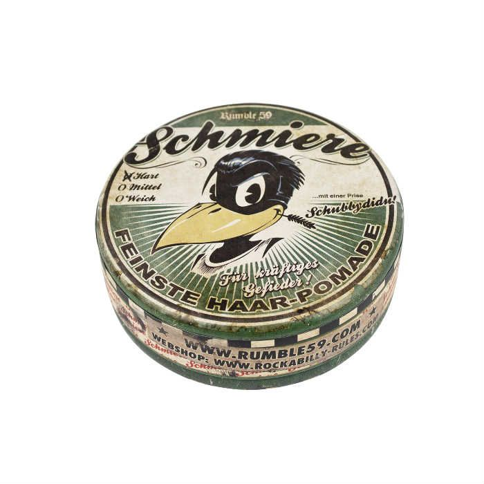 Schmiere Strong Hold Pomade