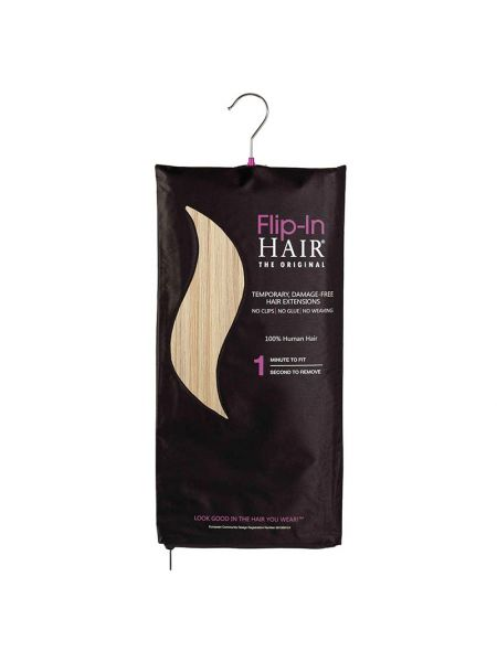 Flip-In Hair Extensions The Original Layered Cinnamon/Light Blonde/Light Blonde 18-613+613