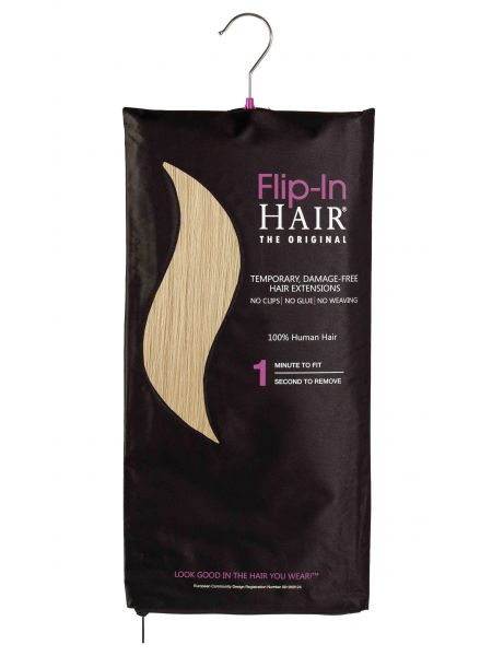 Flip-In Hair Extensions The Original Summer/Light Blonde 24/613