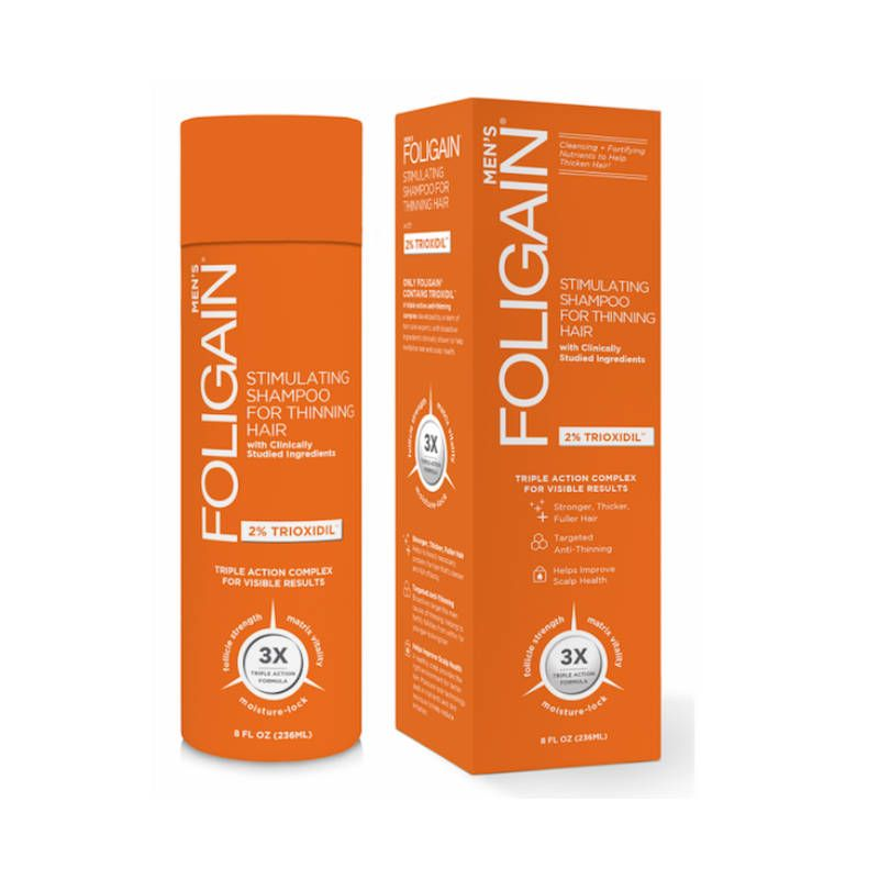Foligain Shampoo 2% Trioxidil Men