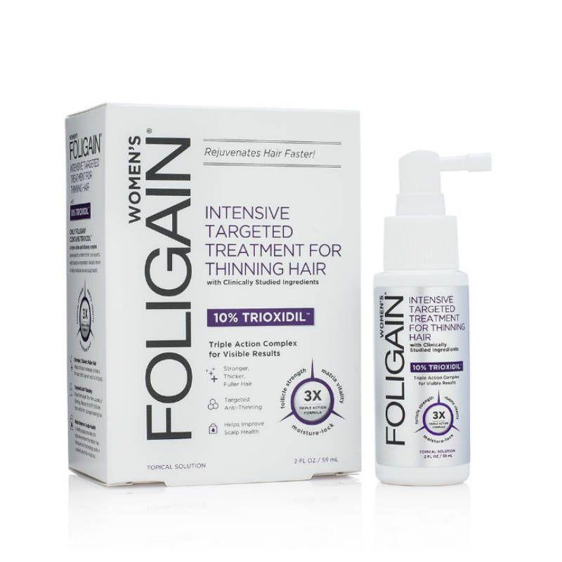 Foligain Treatment 10% Trioxidil Women