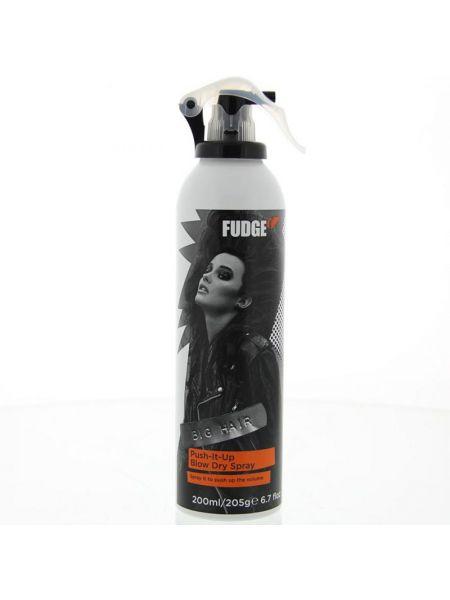 Fudge Big Hair Push It Up Blowdry Spray