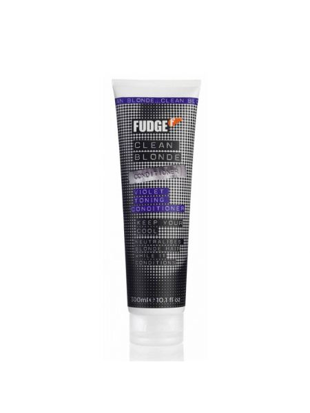 Fudge Clean Blonde Violet Conditioner
