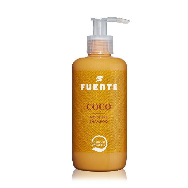 Fuente Moisture Wellness Shampoo