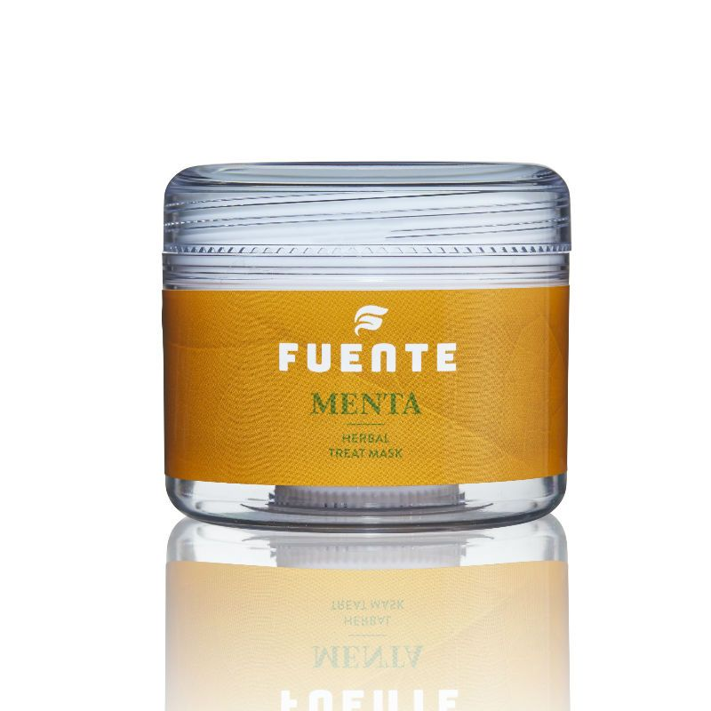 Fuente Menta Herbal Treat Mask