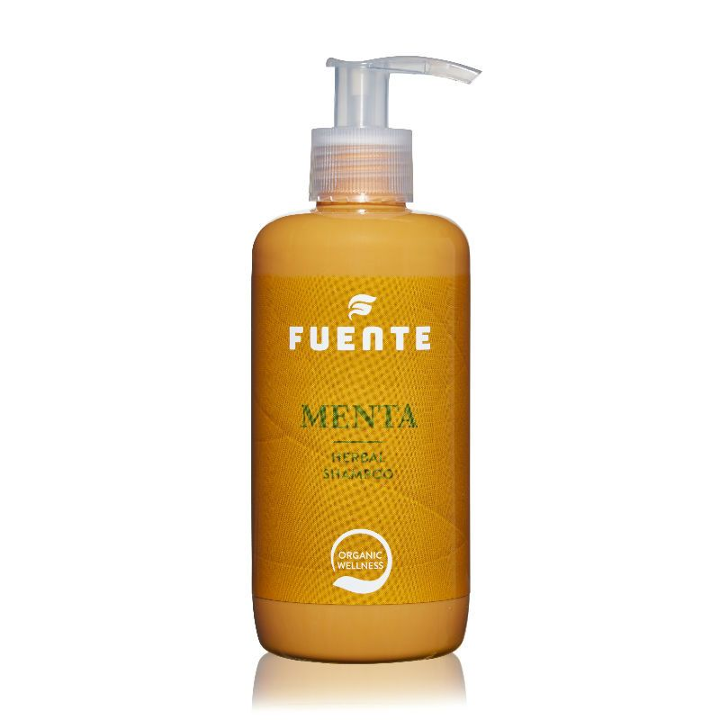 Fuente Herbal Wellness Shampoo