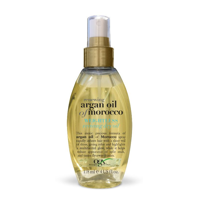 Ogx Renewing Moroccan Argan Oil Weightless reviving Dry Oil