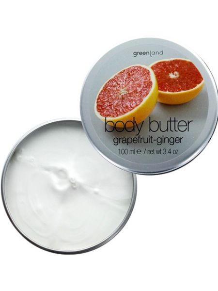 Greenland Fruit Emotions Body Butter Grapefruit-Ginger