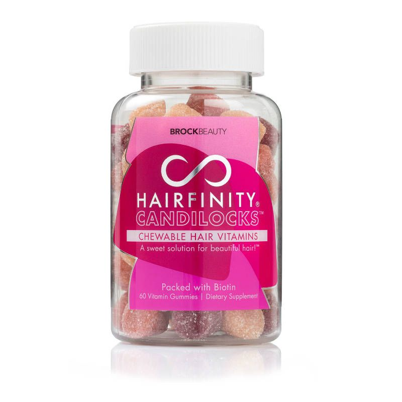 Hairfinity Candilocks Gummy Hair Vitamins