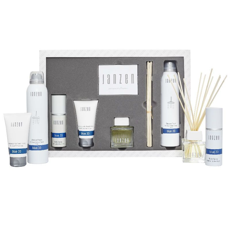 Janzen Home & Beauty Set Blue 33