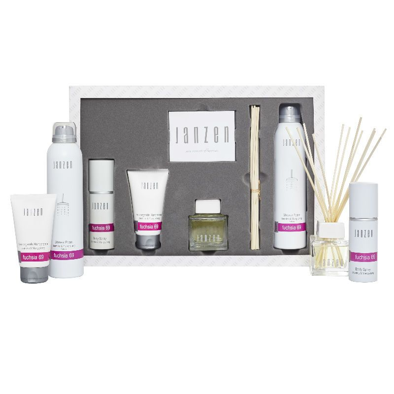 Janzen Home & Beauty Set Fuchsia 69