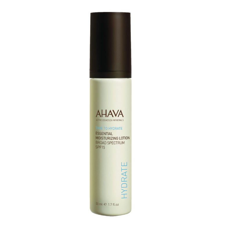 Ahava Essential Moisturizing Lotion SPF15