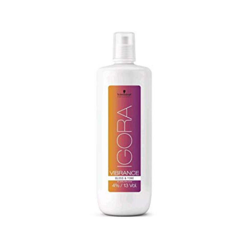 Schwarzkopf Igora Vibrance Transparent Gel Developer