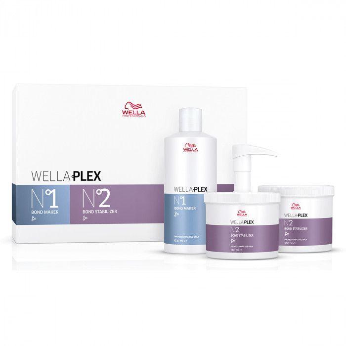 Wella Professionals Wella plex Kit - Big Step 1+2