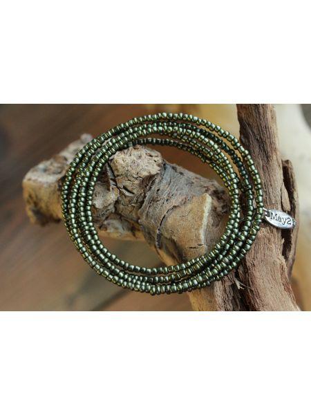 May21 Armband Inez groen