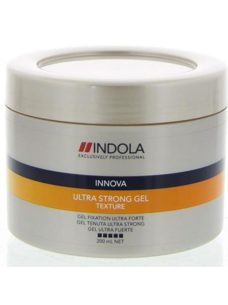 Indola Innova Texture Ultra Strong Gel