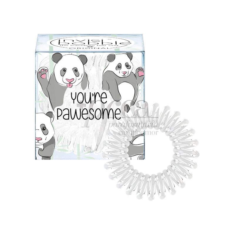 Invisibobble You're Pawesome