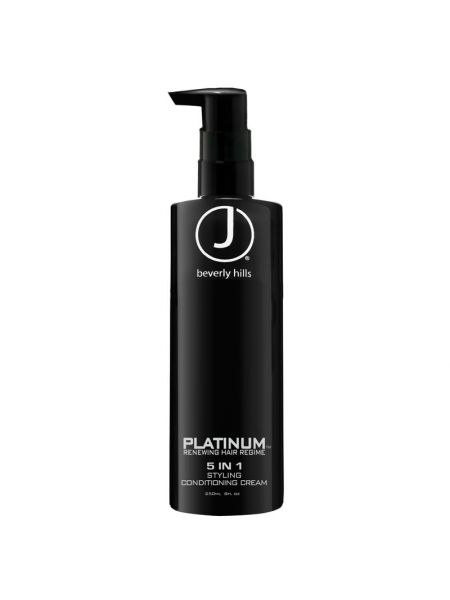 J Beverly Hills Platinum 5 in 1 Styling Conditioning Cream