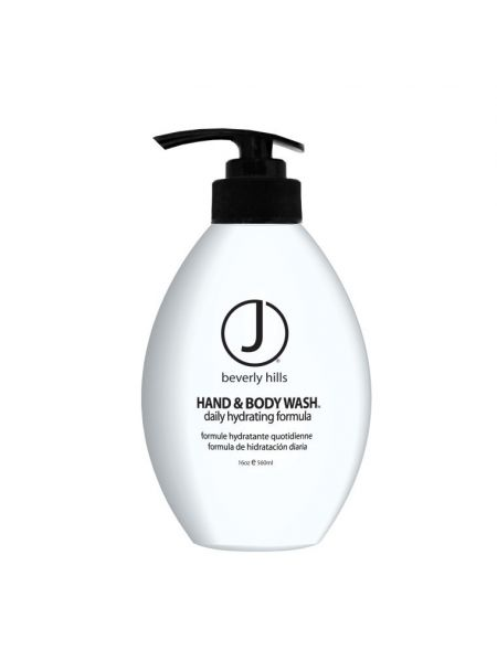 J BEVERLY HILLS HAND & BODY WASH