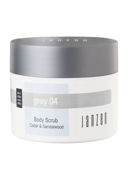 Janzen Body Scrub Grey 04