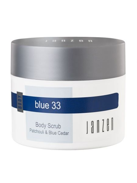 Janzen Body Scrub Blue 33