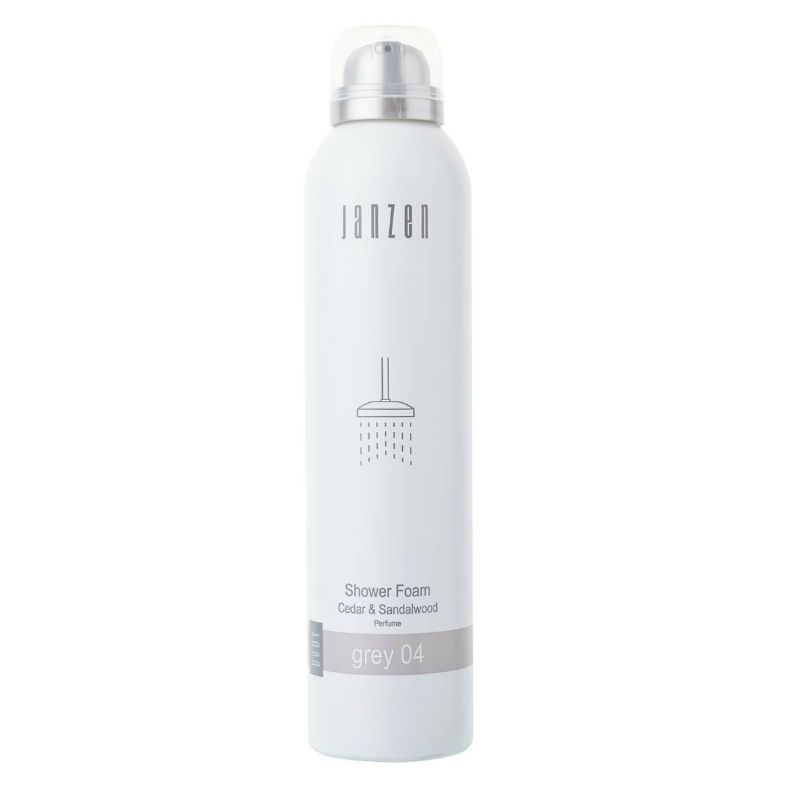 Janzen Body Shower Foam Grey 04
