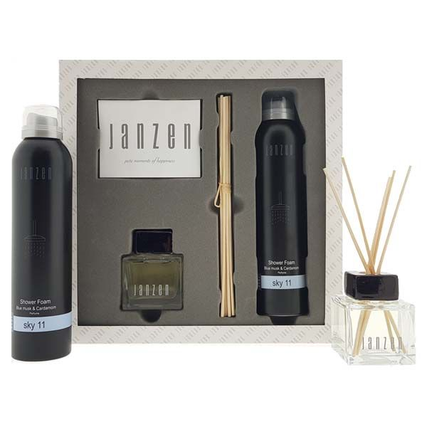 JANZEN Home & Body Giftset Sky 11