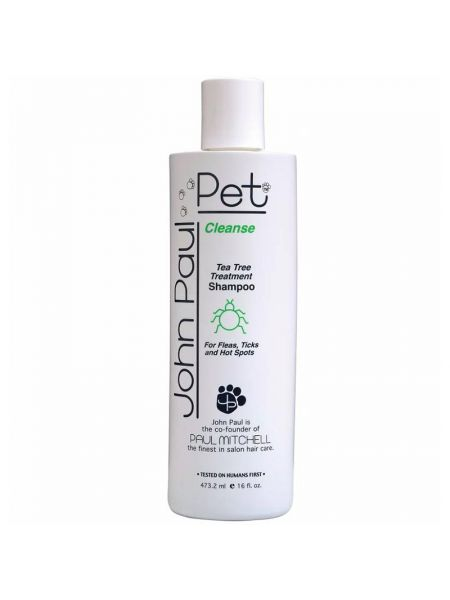 John Paul Pet Tea Tree Treatment Shampoo