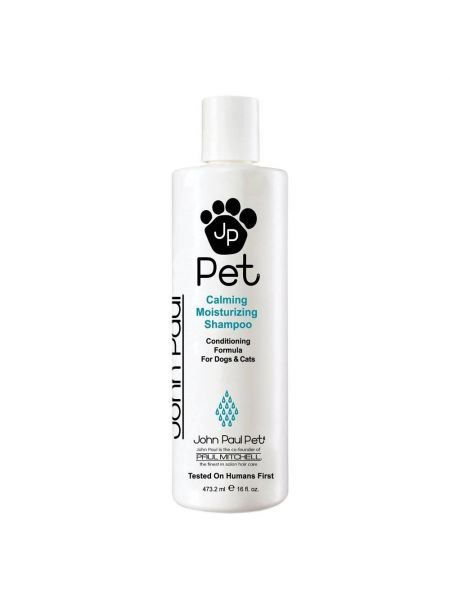 John Paul Pet Calming Moisturizing Shampoo