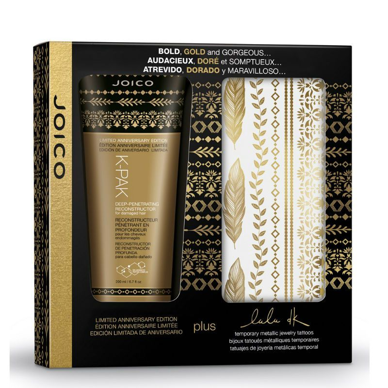 Joico Limited Anniversary Edition Plus Temporary Metallic Je
