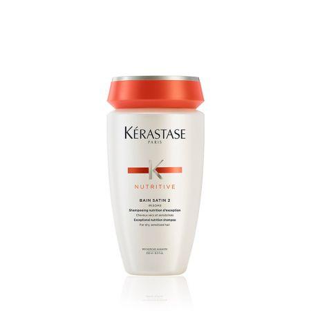 Kérastase Nutritive Bain Satin 2 Shampoo voor Droog Haar
