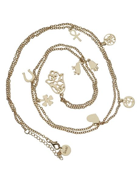 WISHES by Rossana Necklace Demi Gold