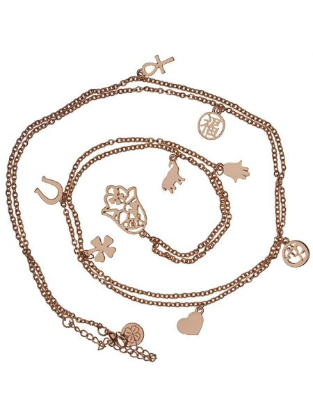 WISHES by Rossana Necklace Demi Rosé