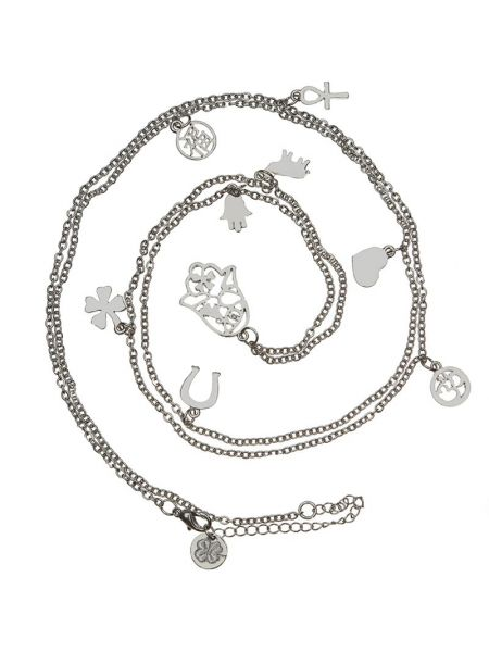 WISHES by Rossana Necklace Demi Silver