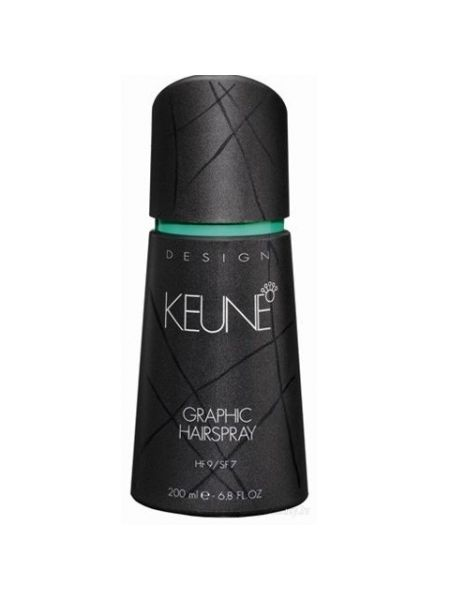 Keune Design Line Graphic Hairspray Non Aerosol