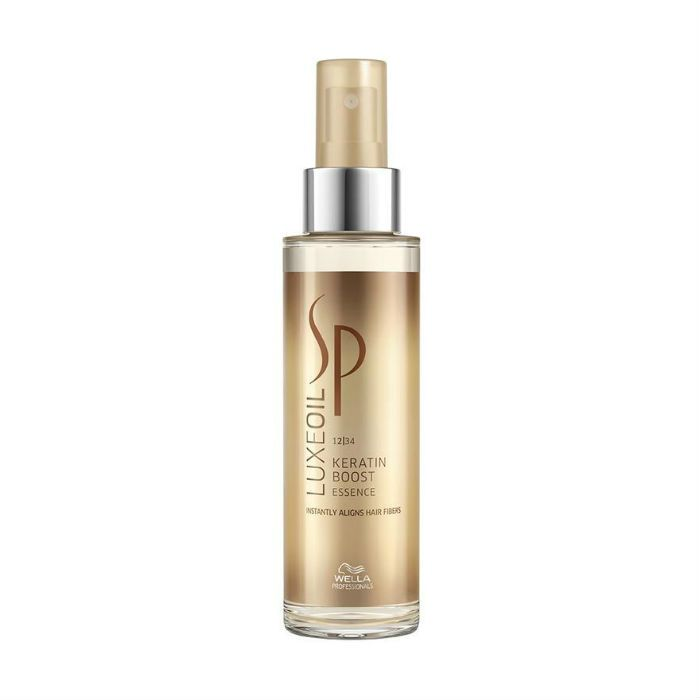 Wella SP Keratin Boost Essence Hairspray