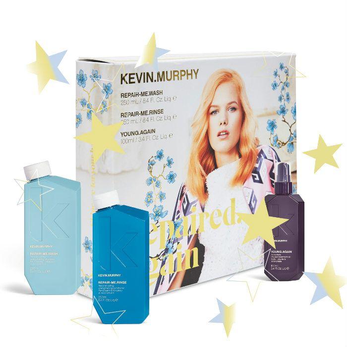 Kevin Murphy Repair-Me Wash & Rinse + GRATIS Young Again Treatment