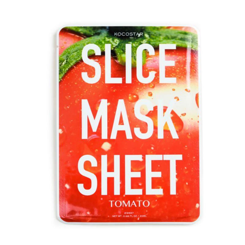 Kocostar Slice Mask Sheet Tomato Gezichtsmasker
