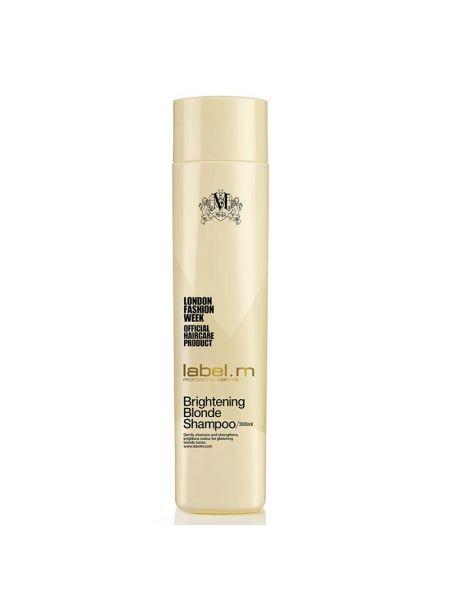 Label.M Brightening Blonde Shampoo