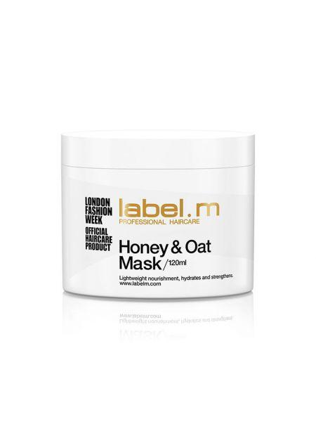 Label.m Honey & Oat Treatment Mask