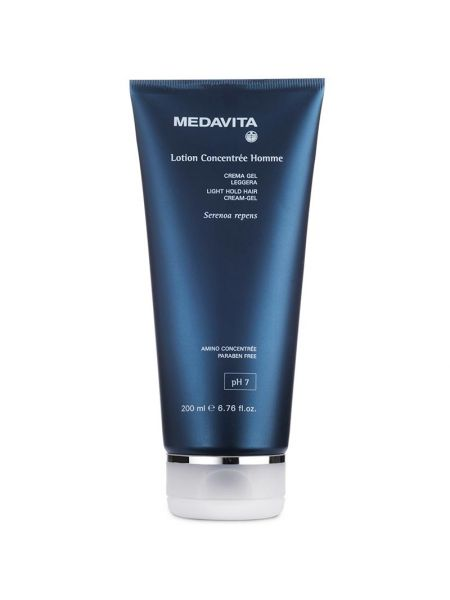 Medavita Lotion Concentrée Homme Light Hold Hair Cream-Gel