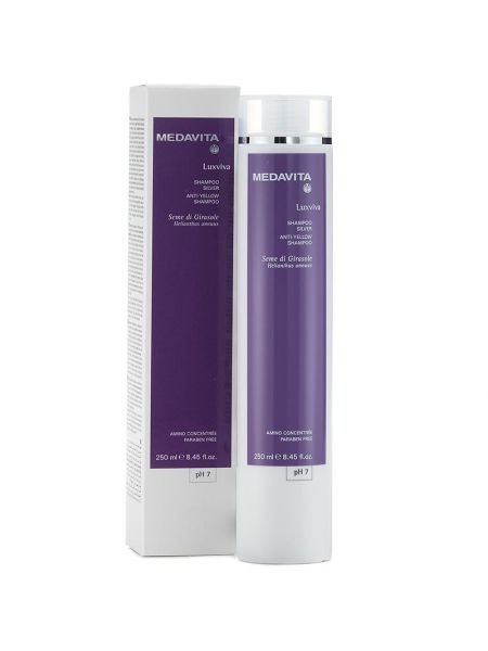 Medavita Luxviva Anti-Yellow Shampoo