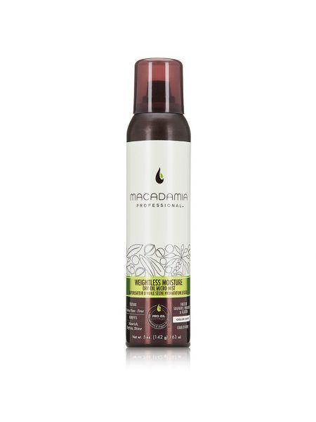 Macadamia Professional Weightless Moisture Dry Oil Micro Mist